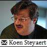 Contacteer Koen Steyaert