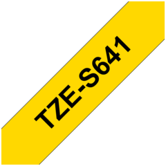 Brother TZE-S641
