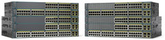 Cisco WS-C2960+24LC-S