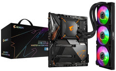 Gigabyte Z490 AORUS MASTER WATERFORCE